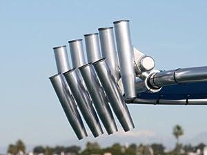 Stryker rocket launcher rod holder fishing for Amazon fishing rod holders