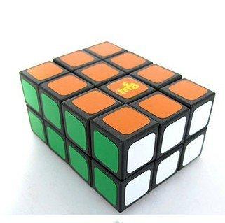 MF8 2x3x4 Brain Teaser Speed Cube Puzzle Black - 1