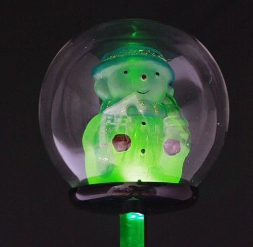 Led Outdoor Snowman