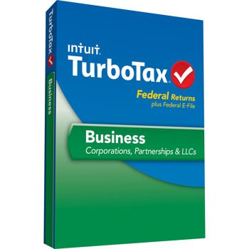 TurboTax Business 2013 Federal + Efile