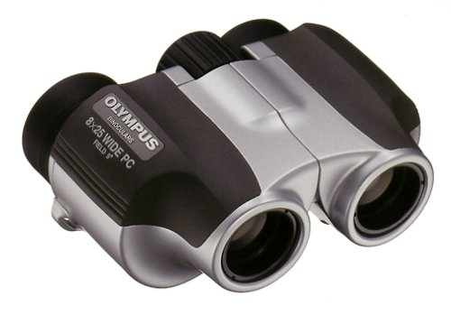 Olympus Wideview 8X25 Porro Compact Binocular