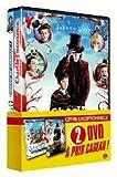 echange, troc Charlie et la chocolaterie / Vaillant, pigeon de combat ! - Bipack 2 DVD