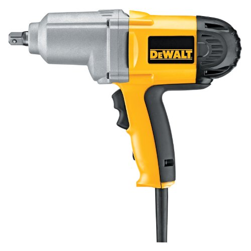 Dewalt Dw292 7.5-Amp 1/2-Inch Impact Wrench With Detent Pin Anvil