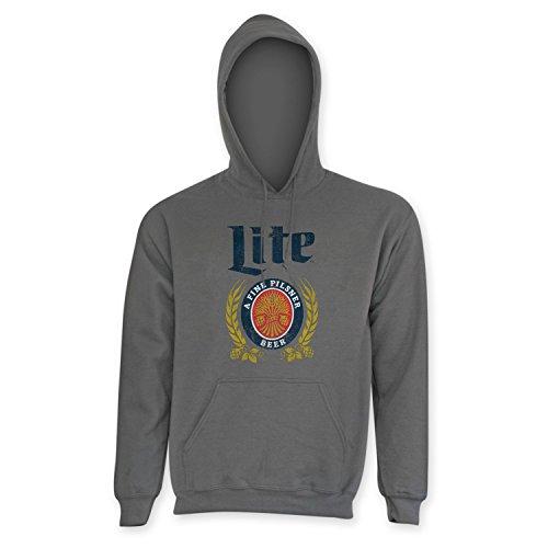 miller-lite-mens-classic-grey-hoodie-xx-large-gray