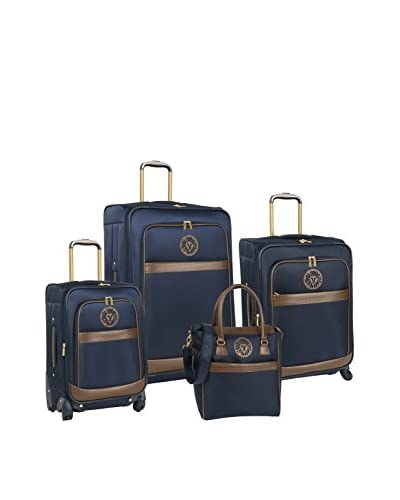 Anne Klein Newport 4 Piece Set, Navy