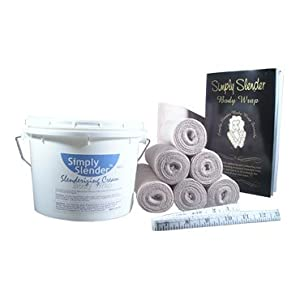Ultra Body Wrap Kit 64oz (32 treatments)