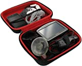 Puregadgets Exclusive Travel Case Garmin Nuvi 200 / 200W / 250 / 250W / 270 / 205 (T) / 205W (T) / 215 (T) / 215W / 255 (T) / 255W (T) / 265T / 265WT / 275T / 300T / 310T / 550 / 710 / 760T / 770 / 765T / 775T / 860 / 5000