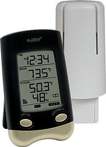 La Crosse Technology WS-9023U-IT-CBP Wireless Thermometer with Outside Humidity