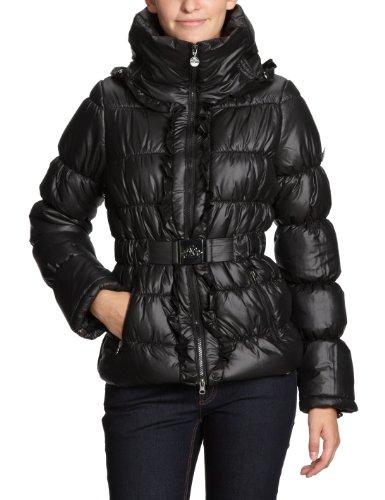 Fornarina da donna cappotto corto bir3771N21000 nero 44