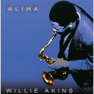 Willie Akins Quartet: Alima