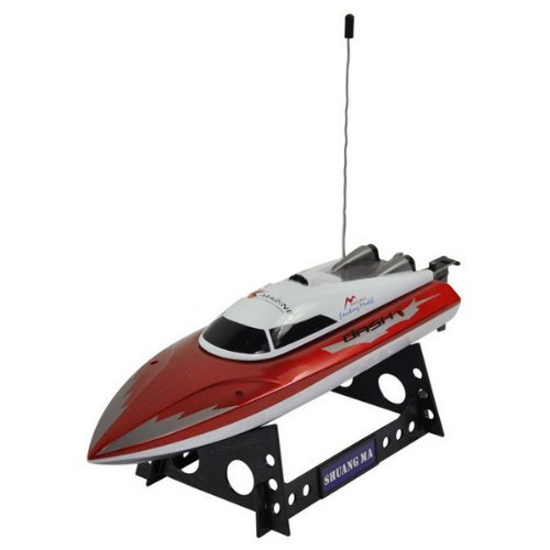 Big Bargain Double Horse DH 7009 1:14 Scale High Speed RC Remote Control Racing Boat