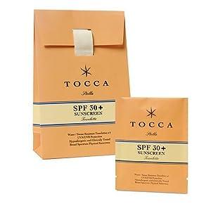 Tocca Tocca SPF 30+ Sunscreen Towelettes - Stella - 8 Towelettes
