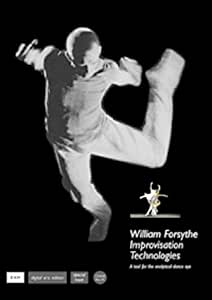 William Forsythe. Improvisation, Technologies. CD-ROM. A Tool for the Analytical Dance Eye.