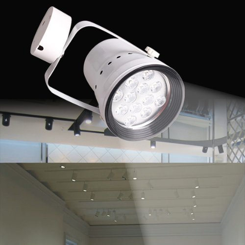 Vktech Led Spotlight Reflector Lamp 12W White