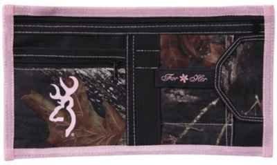 Browning Pink Buckmark Camo Visor Organizer (Mossy Oak Break-Up Camo, Elastic Straps For Easy Attachment, Sold Individually) (Car Visor Organizer Camo compare prices)