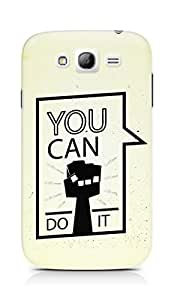 Amez You can Do It! Back Cover For Samsung Galaxy Grand Neo