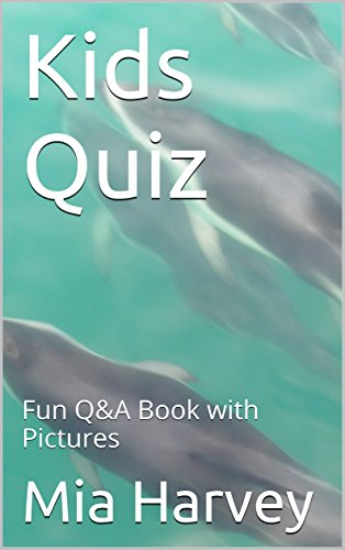 Kids Quiz: Fun Q&A Book with Pictures ((Quiz book, Quiz book for kids, Learning books for kids, children books for age 3-5) 1) (A Picture Of A Q compare prices)
