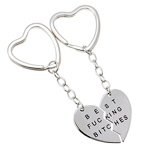 two-half-heart-silver-tone-pendant-with-best-fucking-bitches-engraved-fashion-lovely-keychain