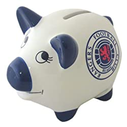Rangers F.C. Piggy Bank