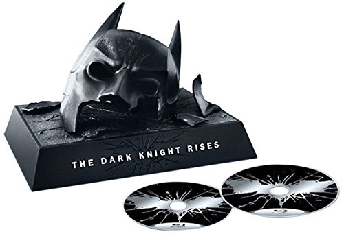 Il cavaliere oscuro - Il ritorno (+maschera di Batman - ultimate collector's edition) [Blu-ray] [IT Import]