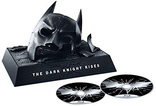 Il cavaliere oscuro - Il ritorno(+maschera di Batman - ultimate collector's edition) [Blu-ray] [IT Import]