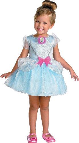 Cinderella Ballerina Classic Costume