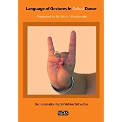 Language of Gestures in Odissi Dance