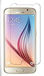 TOS Premium Tempered Glass Combo of 3Pack/Pieces for Samsung Galaxy S6