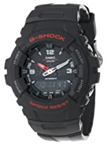 Hot Sale Casio Men's G100-1BV G-Shock Classic Ana-Digi Watch