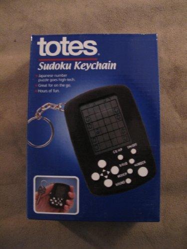 Totes Sudoku Keychain