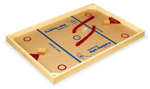 Why Should You Buy Carrom 2.01 Champion Nok-Hockey Game, Standard