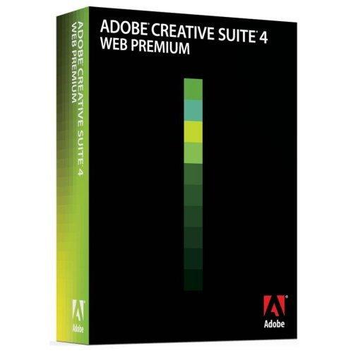 Adobe Creative Suite 4 Web Premium (vf) [Mac]