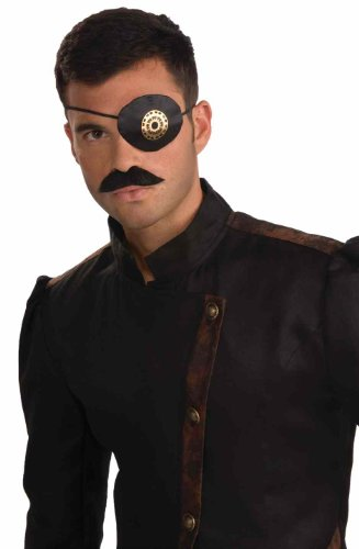 Steampunk Eyepatch (Pack of 12)