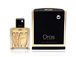 Oros 2.9 Oz Eau De Parfum Spray For Women With Swarovski Elements