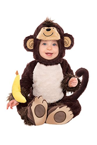 Infants Cute Monkey Around Fancy Dress Costume