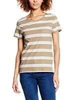 Levi's Camiseta Manga Corta The Perfect Pocket Tee (Beige)