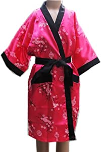 (JAPANESS KIMONO BATH ROBE) ON SELL WITH COMPLIMENTARY..
