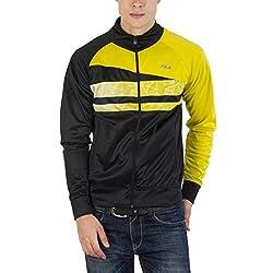 Fila Full Sleeve Geometric Print Men's Sweatshirt