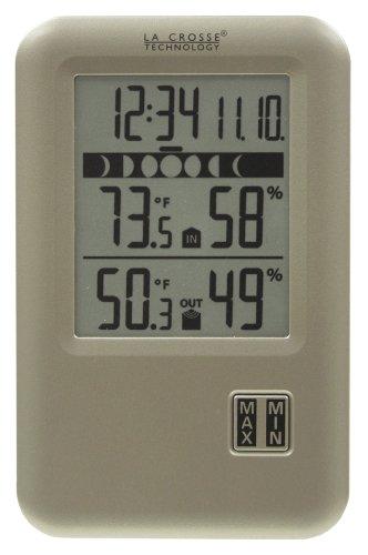 Cheap La Crosse Technology WS-9066U-IT Wireless Weather Station with Moon Phase (WS-9066U-IT-CBP)