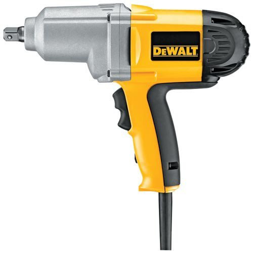 DEWALT DW292K 7.5 Amp 1/2-Inch Impact Wrench with Detent Pin Anvil (Corded Electric Ratchet compare prices)