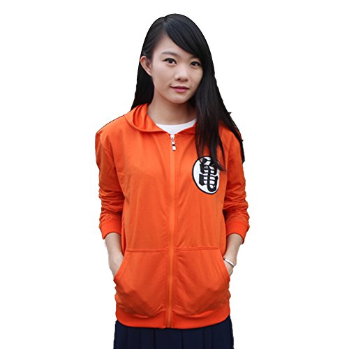 Cosplay Costumes Dragon Ball Hoodie Coat