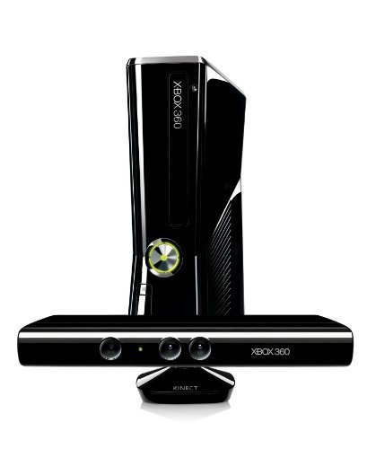 Xbox 360 4 GB – Standard Kinect – Refurbished