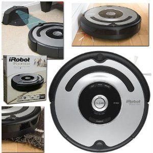 iRobot Roomba 560 Vacuum Cleaner