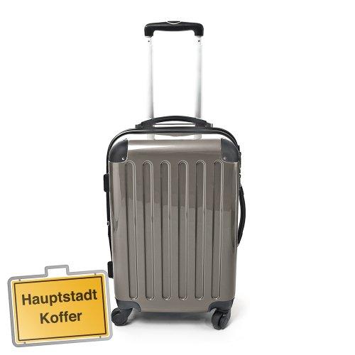 HAUPTSTADTKOFFER Hartschalenkoffer TITAN Hochglanz
