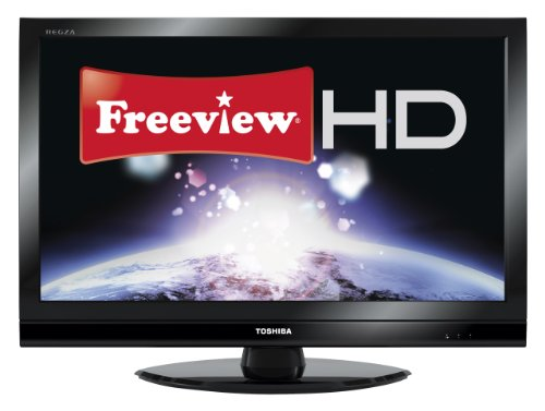 Toshiba 40RV753B 40-inch Widescreen Full HD 1080p Digital LCD TV with Freeview HD