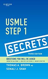 USMLE Step 1 Secrets, 3e