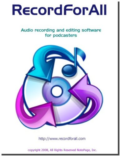 Recordforall Audio Recording Software