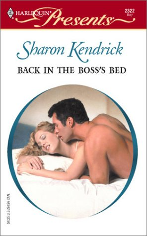 Back In The Boss's Bed  (Nine To Five), SHARON KENDRICK