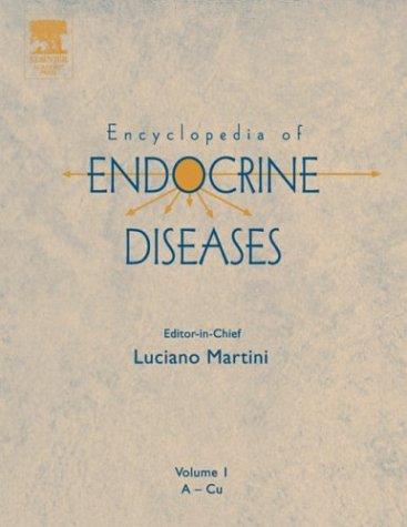 The Encyclopedia of Endocrine Diseases is an authoritative reference