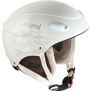 rossignol rk0c015 toxic casque de ski pour femme blanc. Black Bedroom Furniture Sets. Home Design Ideas